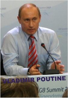Vlad au G8